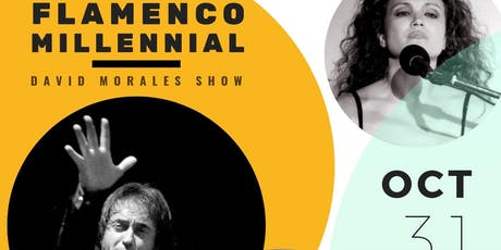 Concert: Flamenco Millennial at Instituto Cervantes Manchester tickets