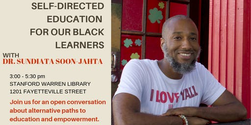 Self-Directed Education for Our Black Learners