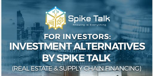 SPIKE TALK OCTOBER SERIES