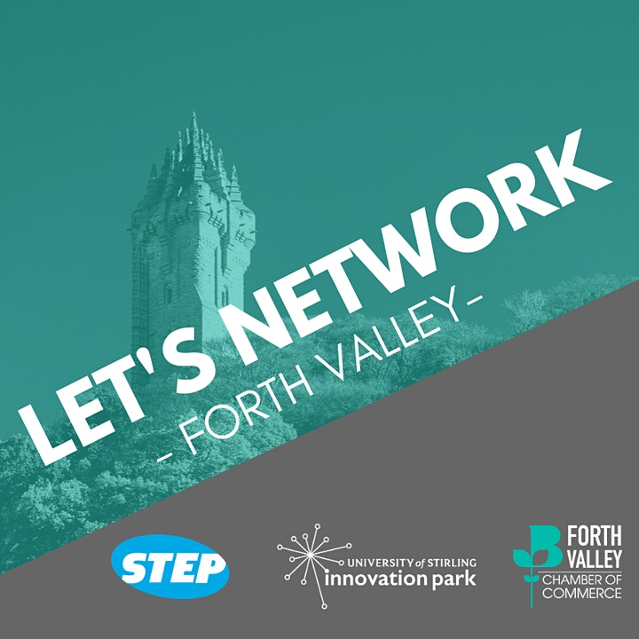 Let's Network Forth Valley image