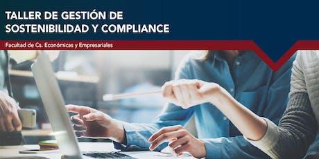 Taller sobre Sostenibilidad y Compliance entradas