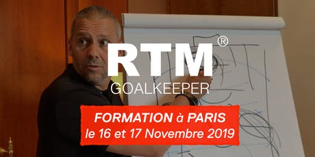RTMGoalkeeper®, THE BASICS tickets