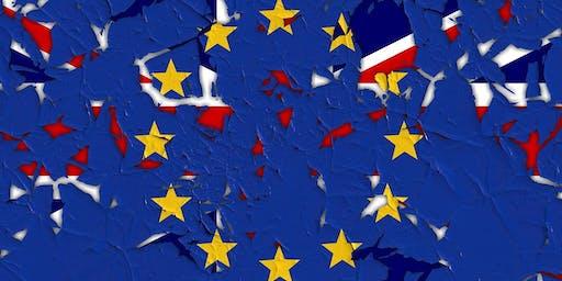 Social Media Polarization Over Brexit