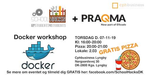 SchoolHacks - Docker