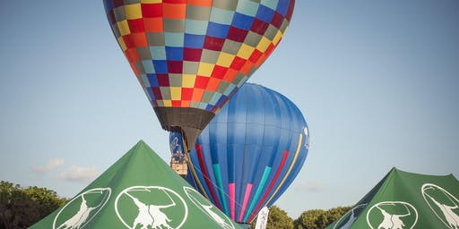 Fredericksburg's Thanksgiving Hot Air Balloon Spectacular