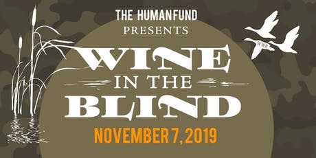 Wine in the Blind tickets
