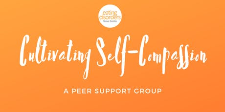 Peer Support Group: Cultivating Self-Compassion   tickets