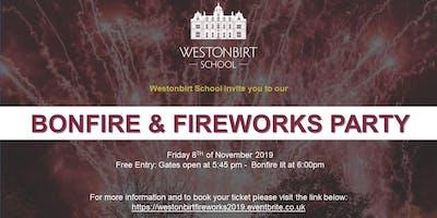 Bonfire & Fireworks Party