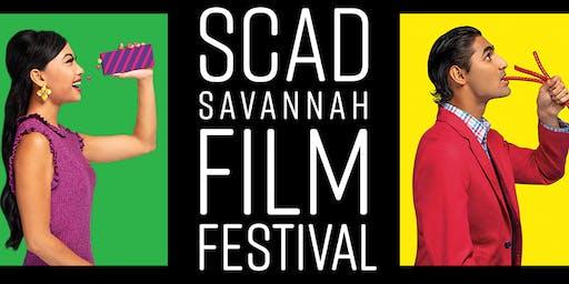 SAVFF Opening Night at SCAD Beach