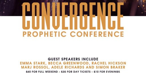 Convergence: National Prophetic Conference