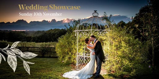 Wedding Showcase - Sunday 10th November