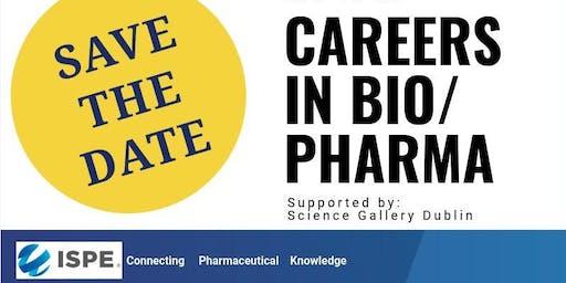 Careers evening in the Bio/Pharma industry. Come meet industry leaders!