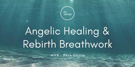 Angelic Healing and Rebirth Breathwork bilhetes