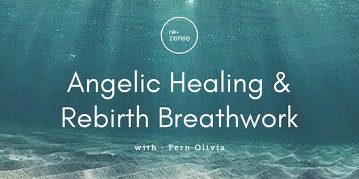 Angelic Healing and Rebirth Breathwork