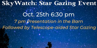 Sky Watch: A Star Gazing Event