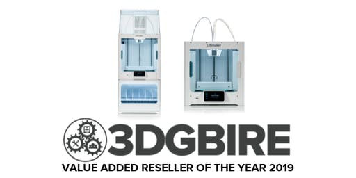 3DGBIRE presents the Ultimaker New Product Range