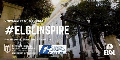 #ELGLInspire - University of Georgia