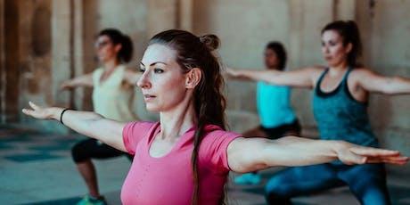 Cours d'essai Dance Body Sculpt lundi 12h30 billets