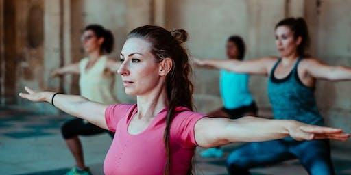 Cours d'essai Dance Body Sculpt lundi 12h30