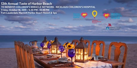 Taste of Harbor Beach and Travel Auction 2019 tickets