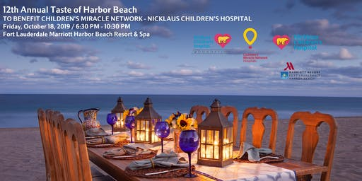 Taste of Harbor Beach and Travel Auction 2019