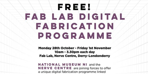 Fab Lab Digital Fabrication programme