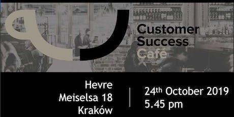 Customer Café Kraków tickets