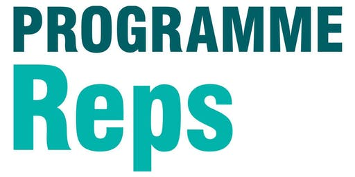 Programme Rep Training - SPS
