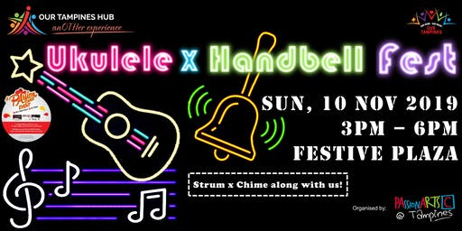 Ukulele X Handbell Fest