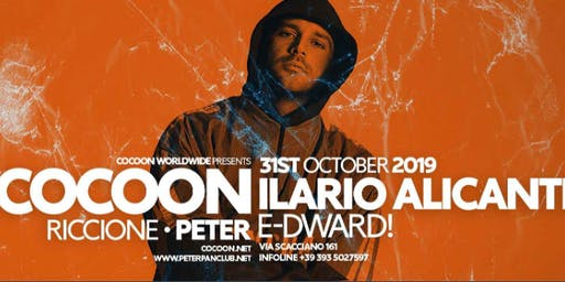 Halloween Peter Pan Riccione - 31 Ottobre - Riviera discoteche riccione
