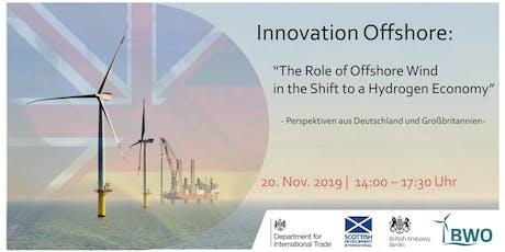 Innovation Offshore Tickets