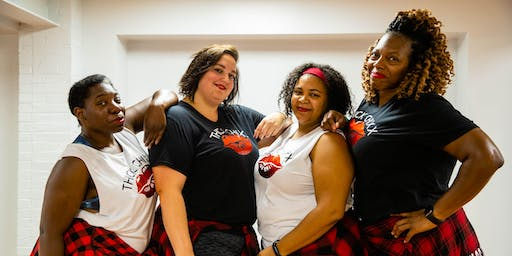 CurvyFit Dance Fitness With The Thick Chixx