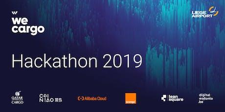 WeCargo | Hackathon 2019 billets