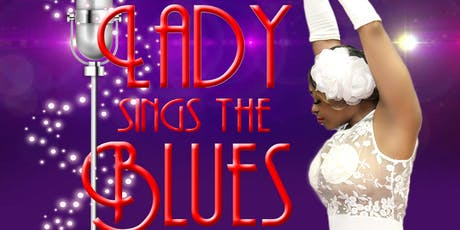 Lady Sings The Blues The Musical tickets