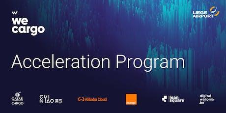 WeCargo | Acceleration Program tickets