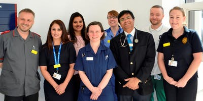 World Stroke Day CPD & Recruitment Event