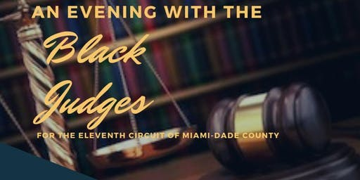 An Evening with the Black Judges