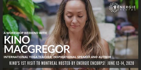 Kino MacGregor comes to Montreal tickets