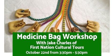 Medicine Bag Workshop tickets