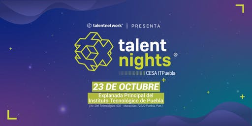 Talent Night CESA ITPuebla 2019