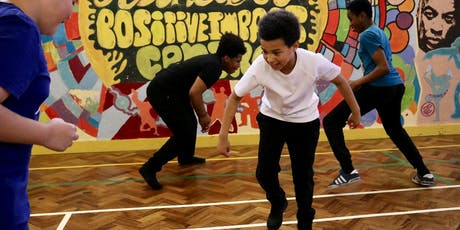 Katumba Halloween Party - Capoeira Workshop tickets