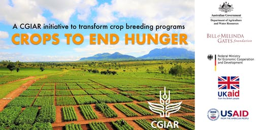 Unpacking Crops to End Hunger - A CGIAR-led Side-Event at World Food Prize