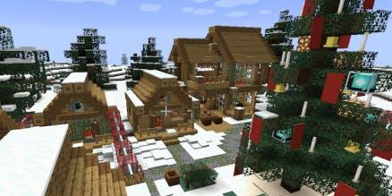 Einmaliger Workshop: Minecraft SPECIAL- Das Dorf des Nikolaus