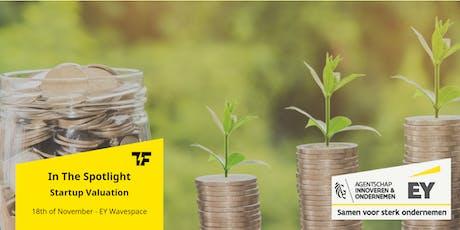 EYnovation™ In The Spotlight | Startup Valuation billets