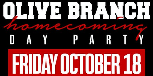 OLIVE BRANCH CAU Alumni Homecoming Day Party