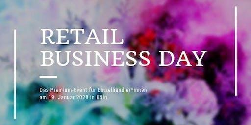 Retail Business Day - Das Premium-Event für Einzelhändler*innen