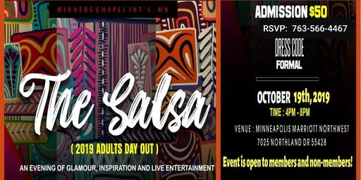 The Salsa - Adult Day Out 2019
