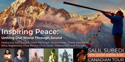 Inspiring Peace: Uniting Our World Through Sound