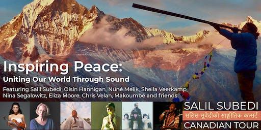 Inspiring Peace: Uniting Our World Through Sound