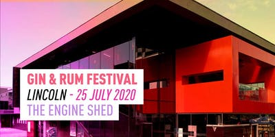 The Gin & Rum Festival - Lincoln - 2020